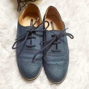 Forever 21 oxford loafers